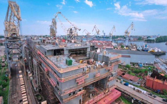 Балтийский завод-Судостроение получил новую лицензию - ОРУЖИЕ