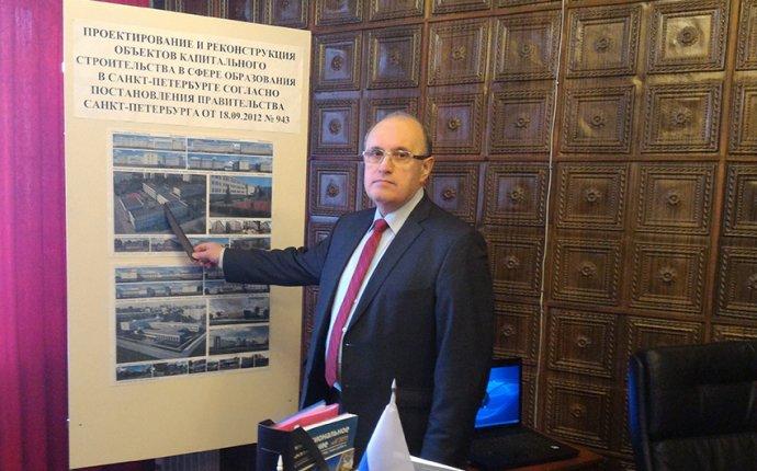 Экскурсия по судостроительным училищам Санкт-Петербурга. Часть 1