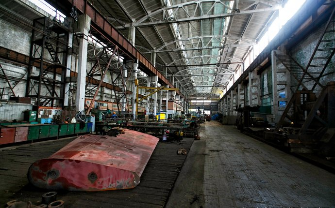 Горячие дни для Славянского судоремонтного завода в Приморье