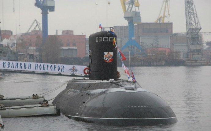 Итоги 2016 года: новые боевые корабли» в блоге «Судостроение и