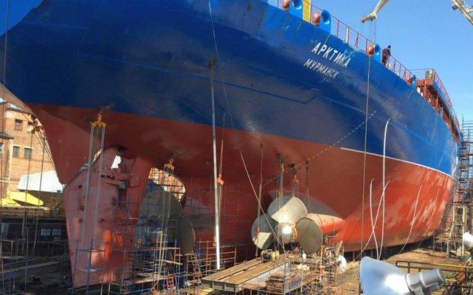 PAROC оснащает судовой изоляцией российские ледоколы