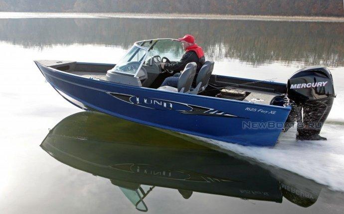 Продажа новые: Lund 1625 Fury Xl Sport, 2013, Беларусь, Минск - Катера