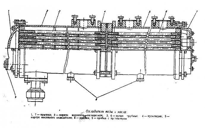 Проект судна Сейнер СЧС-225, предназначенного для лова рыбы