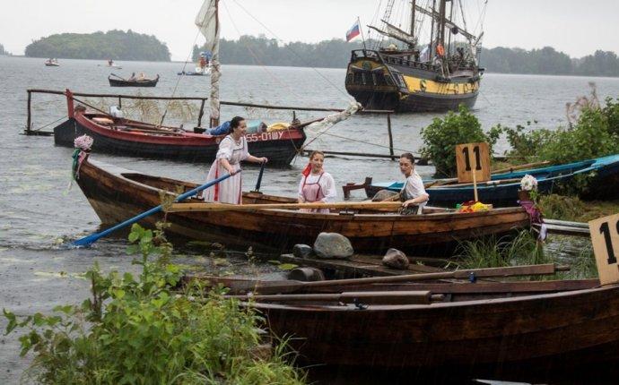 Сбербанк поддерживает традиционное судостроение в Карелии