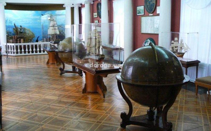 Штаб флота (Музей судостроения), Николаев