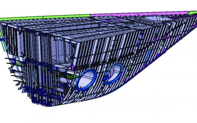 Статья Опыт внедрения программного комплекса ShipModel на