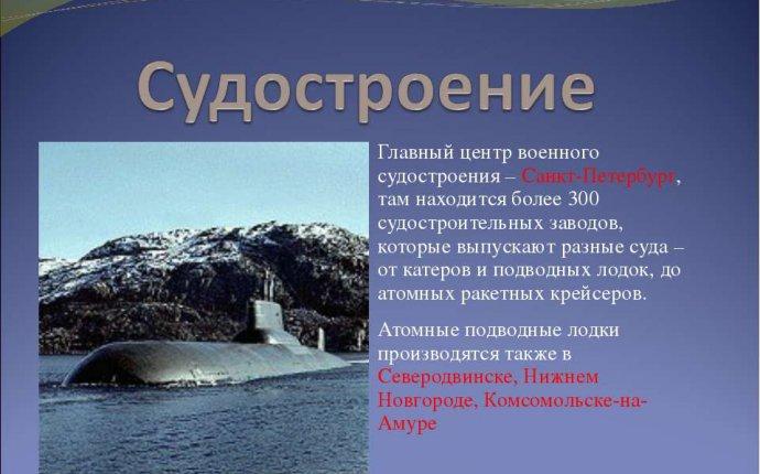 Военно – промышленный комплекс России. Проблемы и перспективы